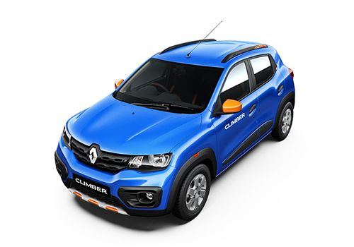 Renault KWIDElectric Blue Color