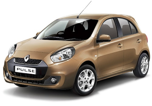 Renault PulseChampagne Gold Color