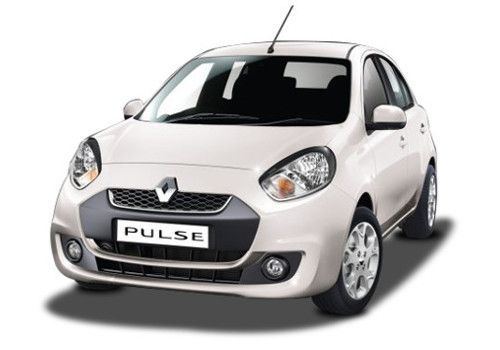Renault PulsePearl White Color