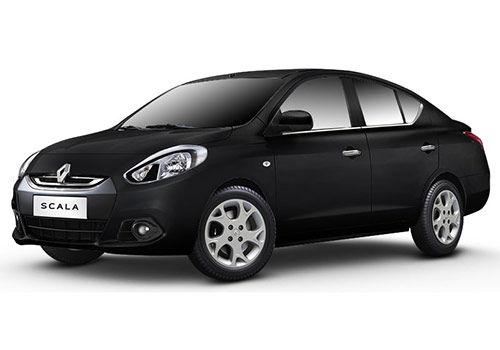Renault ScalaSolid Black Color