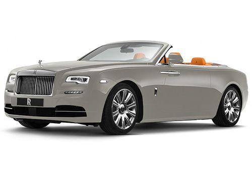 Rolls Royce DawnSilver Sand Color