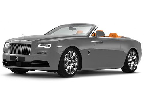 Rolls-Royce DawnStone Grey Color