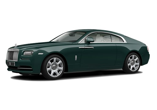 Rolls Royce WraithSea Green Color