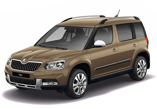 Skoda YetiMato Brown Color