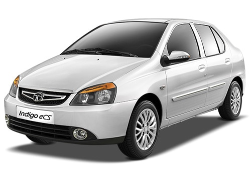 Tata Indigo eCSPorcelain White Color