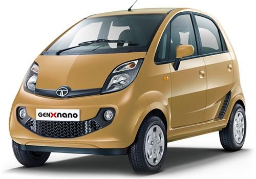 Tata Nano Colours 2017 In India