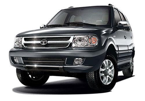 Tata SafariQuartz Black Color
