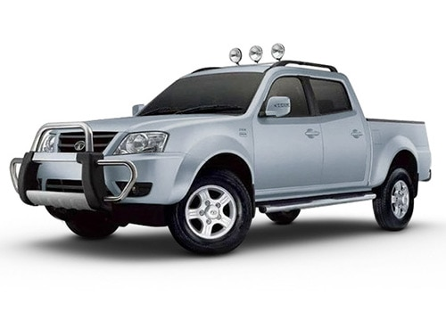 Tata Xenon XTArctic Silver Color