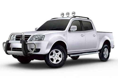Tata Xenon XTArctic White Color
