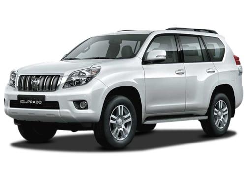 Toyota Land Cruiser Prado 2009-2013 Pictures
