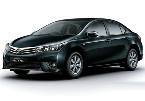 Toyota Corolla Altis 2013-2017 1.8 Limited Edition Price
