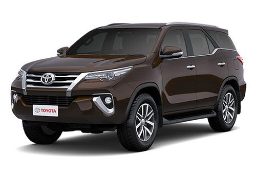 Toyota Fortuner Colours 2017 in India | CarDekho.com
