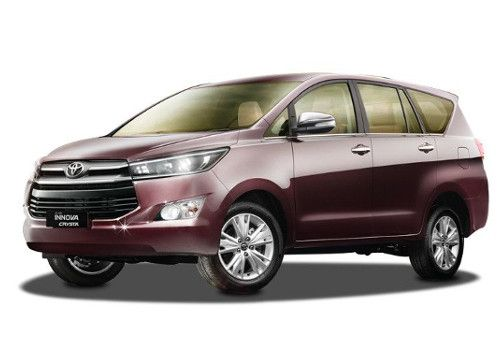 Toyota Innova Crysta Colours 2018 In India