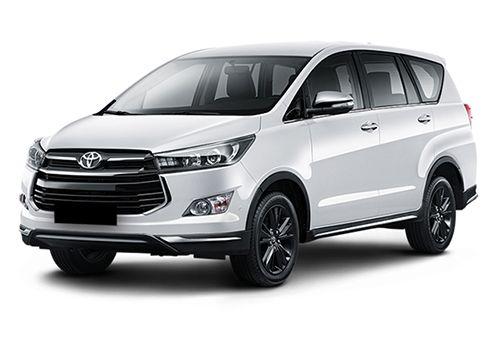 Toyota Innova Crysta Colours 2017 In India Cardekho Com