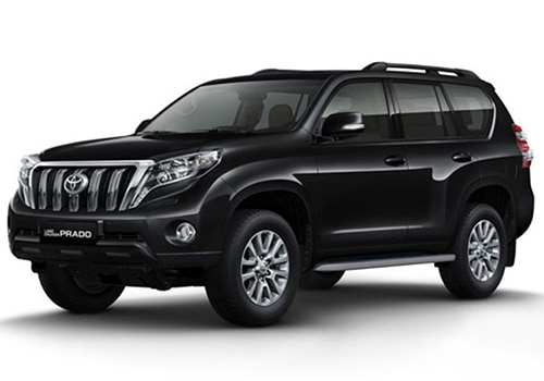Toyota Land Cruiser PradoBlack Color