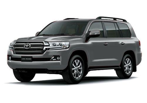 Toyota Land CruiserSilver Metallic Color