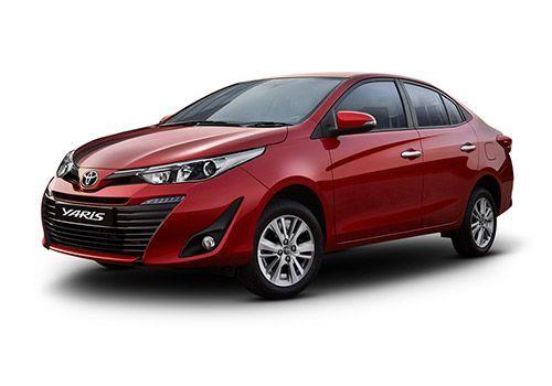 Toyota Yaris Ativ Pictures