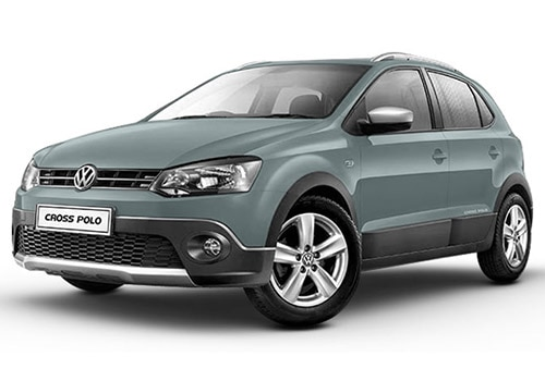 Volkswagen CrossPoloReflex Silver Color