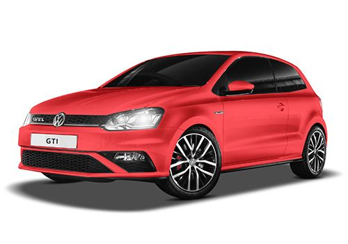 Volkswagen GTIFlash Red Color