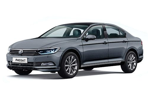 Volkswagen PassatTungsten Silver Color