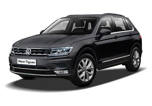 Volkswagen TiguanDeep black Color