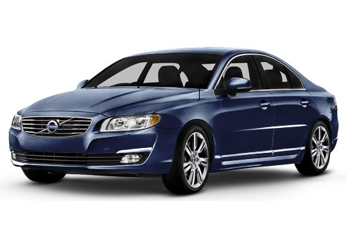 Volvo S80Magic Blue Metallic Color