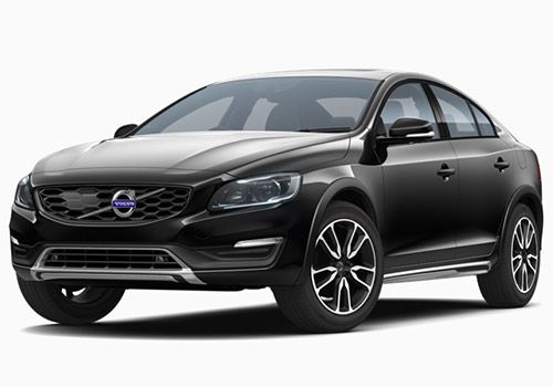 Volvo S60 Cross CountryOnyx Black Color