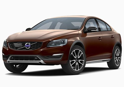 Volvo S60 Cross CountryRich Java Color