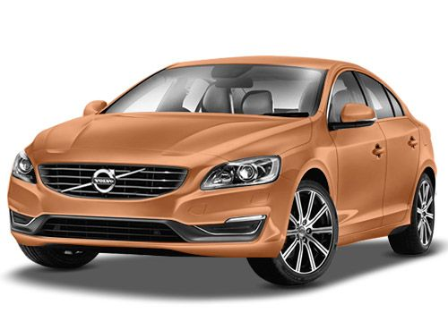 Volvo S60Vibrant Copper Metallic Color