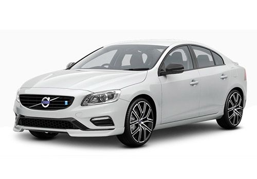 Volvo S60Ice White Color