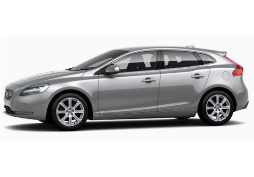 Volvo V40Bright Silver Metallic Color