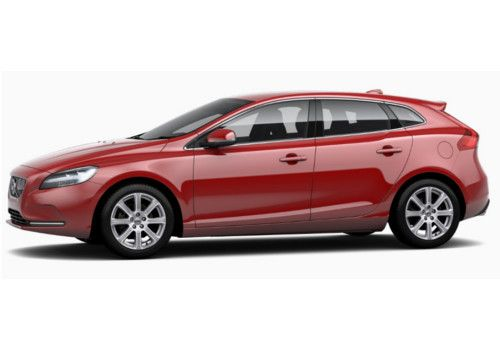 Volvo V40Passion Red Color