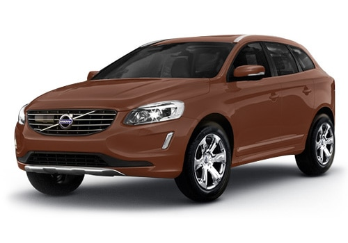 Volvo XC60Rich Java Color