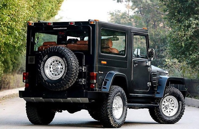 Best Modified Mahindra Thars in India | Features | CarDekho.com