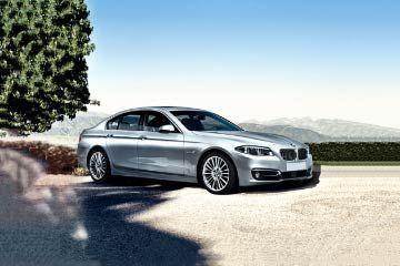 BMW 5 Series 2013-2017