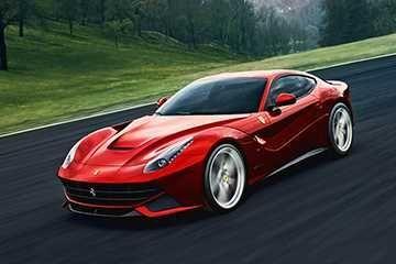 Good Ferrari F12berlinetta