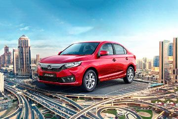 Best Sedan Cars In India. Honda Amaze