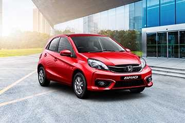 Honda Brio Price In Moga GST
