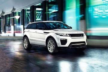 Land Rover Range Rover Evoque 2015-2016