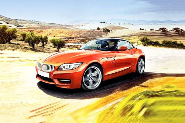 Bmw Z4 35i Dpt Price Specs Review Colors Images Amp More
