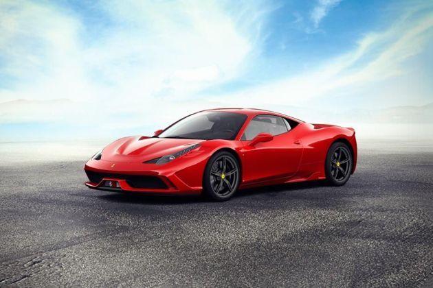 Exceptional Ferrari 458 Speciale