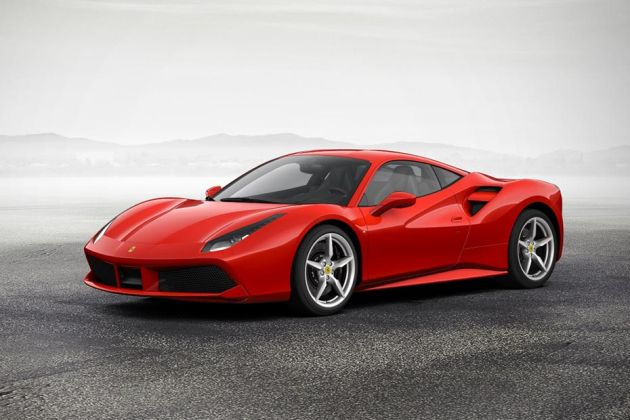 Ferrari 488 On Road Price in mehsana - ₹ 3,89,17,933.00, Get EMI ...