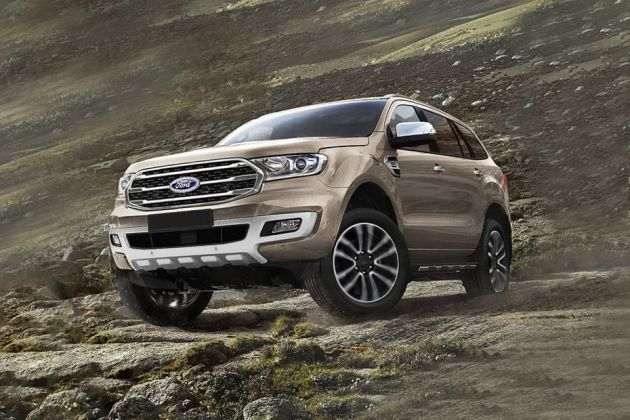 Ford Endeavour 2019 Price Reviews Images Specs 2018 Offers Gaadi
