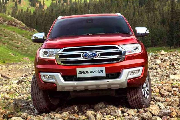 Ford Endeavour Price Reviews Images Specs 2018 Offers Gaadi