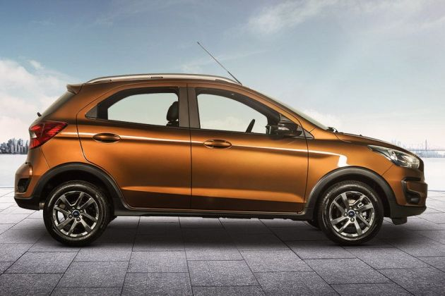 ... Rear Angle View; Drivers Sideview & Ford Freestyle Ambiente Diesel Price Specs Review Colors Images ...