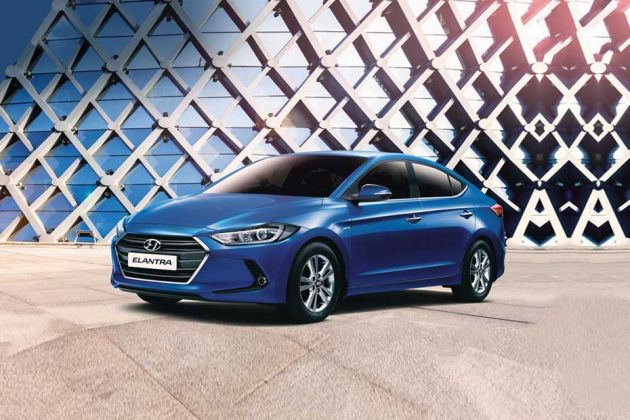 Hyundai Elantra Price, Images, Reviews, Mileage, Specification