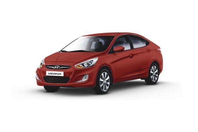 Hyundai Verna 2011-2015 1.6 VGT CRDi