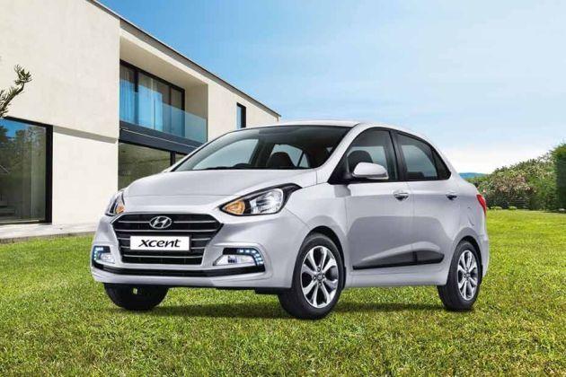 Hyundai Xcent On Road Price in faridabad - ₹ 5,50,000.00, Get EMI