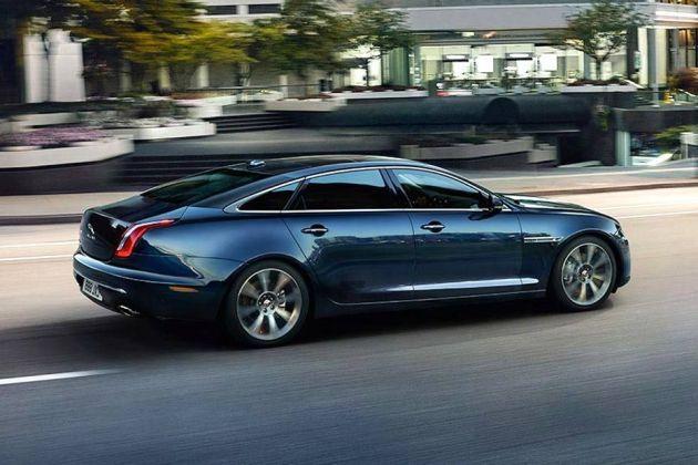 Jaguar XJ Price 2021, Images, Reviews, May Offers