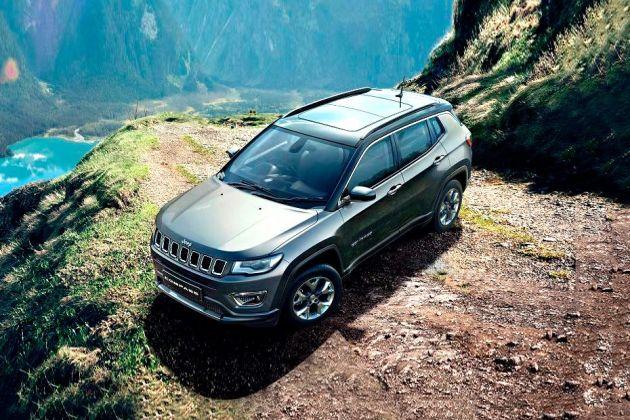 Jeep Compass On Road Price In New Delhi 15 44 200 00 Get Emi